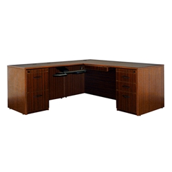 CANTON L-SHAPED DESK