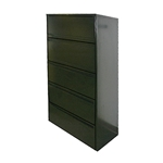 LATERAL FILE CABINET - 5 DRAWER